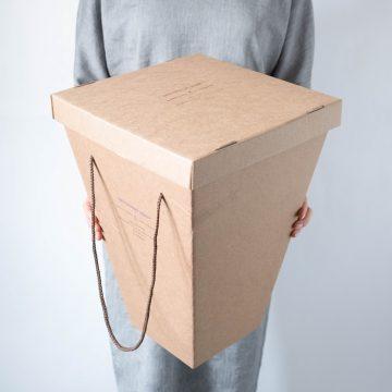 Упаковка букета